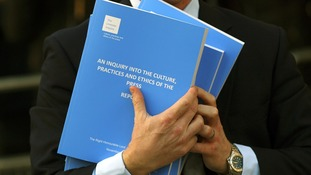 The Leveson Report on media ethics and press standards is 2,000 pages long