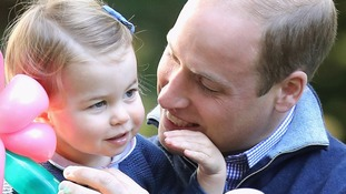 Princess Charlotte celebrates second birthday