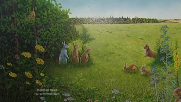 an introduction to the story by richard adams Richard adams, the man who turned a tale about rabbits into a multi-million pound best-seller.
