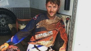Family of motorcross rider 'devastated' by shock death