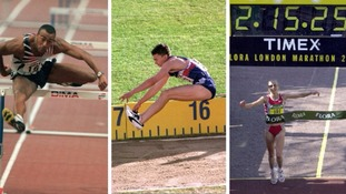 Which British athletes stand to lose their records?
