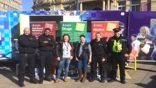 Campaign to tackle CSE & anti-social behaviour in Dewsbury ends