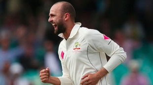 Worcestershire replace Hastings with Australia spinner Nathan Lyon