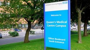 Queen's Medical Centre is part of Nottingham University Hospitals NHS Trust.