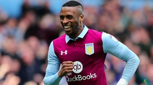 Jonathan Kodjia could miss start of next season with broken ankle