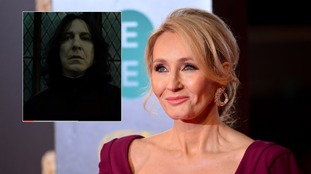JK Rowling apologises for killing off Professor Snape ahead of 'Battle of Hogwarts' anniversary