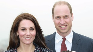 Prince William defends his wife - in court