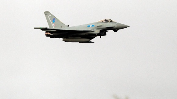 Typhoon aircraft will carry the weapon