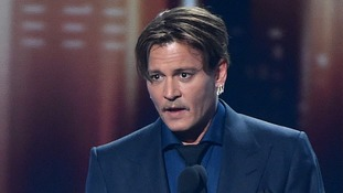 Johnny Depp 'pays sound engineer to feed him lines'