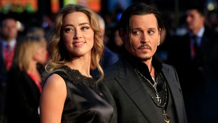 Depp recently finalised his divorce with actress Amber Heard.