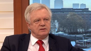 David Davis says Britain 'will not be paying' €100 billion Brexit bill