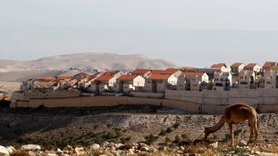 Foreign Secretary 'furious' with the Israelis' over settlement plans