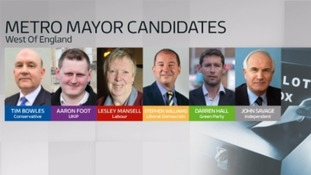 The West votes: choosing a Metro Mayor