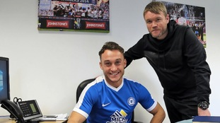 Ricky Miller has joined Peterborough United.