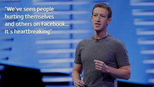 Facebook to hire 3,000 extra people to review crime and suicide videos