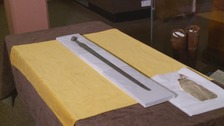 Research points to the 400-year-old sword belonging to Kinmont Willie