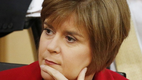 Nicola Sturgeon 