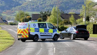 Mortar bomb and grenade discovered in Dalbeattie