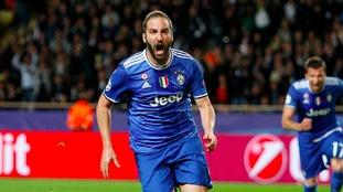 Champions League match report: Monaco 0-2 Juventus