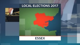 There are elections for 75 new councillors on Essex County Council.