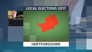 There are elections for 78 new councillors on Hertfordshire County Council.