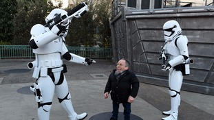 May the 4th Be With You: Warwick Davis launches Star Wars Day celebrations