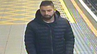 Police are looking for a man seen on CCTV