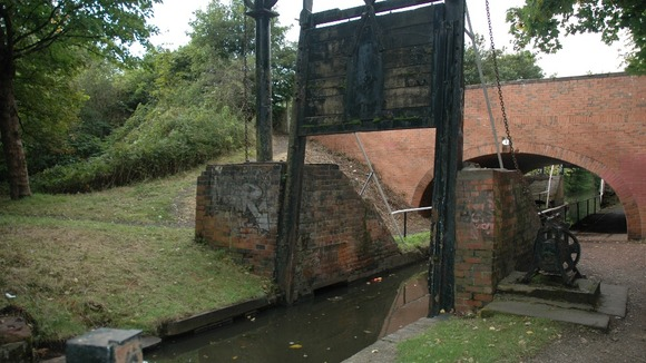 The lock refurbishment begins today