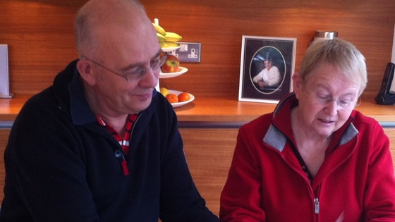 Paul and Sue set up the fund 2 years ago and have raised more than £30,000