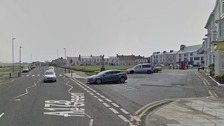 The seafront at Seaton Carew where the parking meters have been installed.