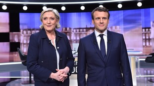 French election debate: A feisty affair but no game changer