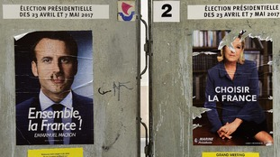 France will head to the polls on Sunday.