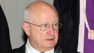 Peter Stephenson.