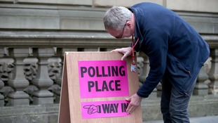 Local election polls closed at 10pm on Thursday.