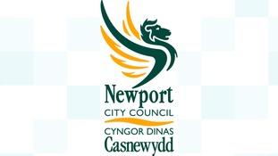 Newport council logo