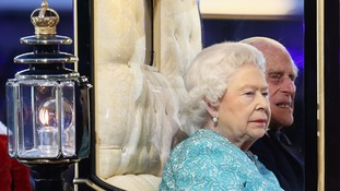 The Queen will continue her duties alone or with younger members of the royal family.