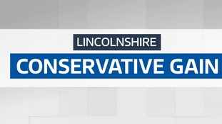 Conservative gain control of Lincolnshire County Council