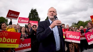 Labour lost all its county council seats in Harlow where Jeremy Corbyn has been on the campaign trail.