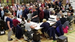Conservatives overtake Labour in Northumberland election