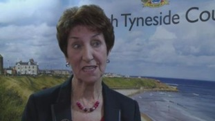 Norma Redfearn, Labour, has been elected as Mayor of North Tyneside