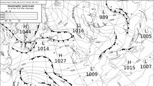 High pressure will ensure the fine weather continues next week