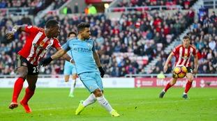 Premier League team news: Man City v Crystal Palace