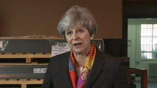 Theresa May 'taking nothing for granted' despite local election gains
