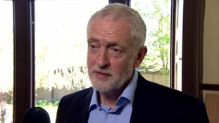 Jeremy Corbyn admitted Labour suffered some 'disappointing results'.