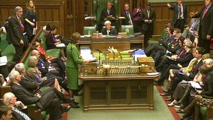 MPs question Maria Miller on the Leveson report