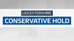 Leicestershire Conservative Hold