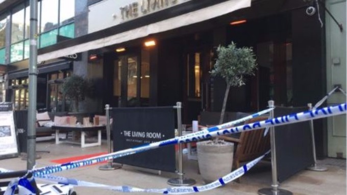 Police Arrest 14 And 16 Year Old After Manchester Bar Shooting