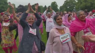 More than 100 sikhs to take part in Race for Life to get asian community talking about cancer