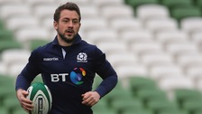Scotland Captain Greig Laidlaw will be joining the British and Irish Lions tour