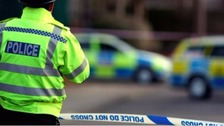 The 24-year-old man was arrested on suspicion of murder at 5.45pm on Thursday evening. He remains in police custody.